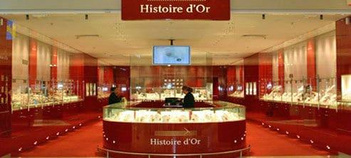 Carte de fidélité Histoire d'Or