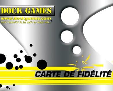 avis carte de fid lit dock games avantages r ductions 2017. Black Bedroom Furniture Sets. Home Design Ideas
