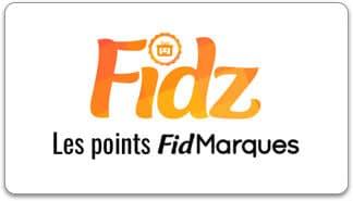 Points Fidmarques Fidz