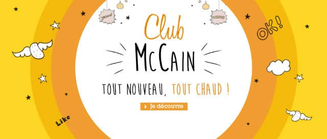 Boutique Club Mc Cain
