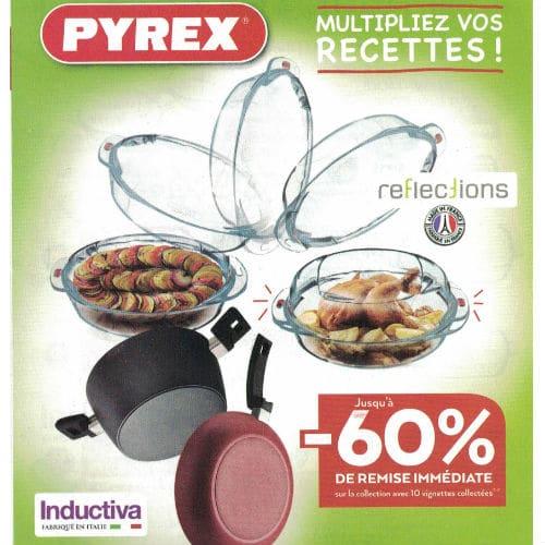 Vignettes poêles et casseroles Inductiva Carrefour Market