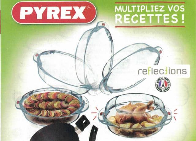 Vignettes Pyrex Carrefour Market 2017
