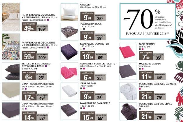 op ration vignettes collecteur christian lacroix textile carrefour. Black Bedroom Furniture Sets. Home Design Ideas