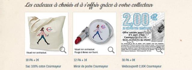 Cadeaux Vitrine Courmayeur