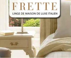 linge de maison de luxe italien amazing frette linge de maison luxembourg coussins de luxe. Black Bedroom Furniture Sets. Home Design Ideas