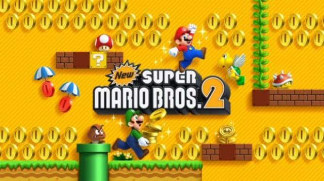 New Super Mario Bros 2 3DS gratuit