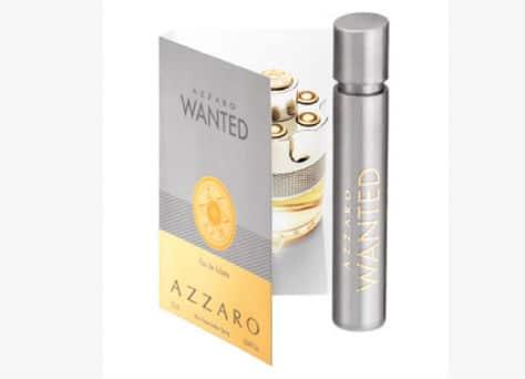 Gratuit Wanted Parfum Recevoir Un Échantillon Azzaro ulcF3TK1J