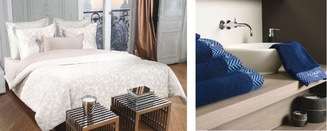 vignettes linge bain et lit azzaro carrefour carrefour. Black Bedroom Furniture Sets. Home Design Ideas