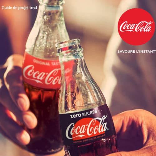 Test : 3.000 testeurs de Coca-Cola Zéro Sucres Trnd