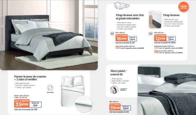 collecteur vignettes matelas literie premium hotel carrefour. Black Bedroom Furniture Sets. Home Design Ideas