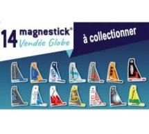 Magnestick Collection Vendée Globe 2016 Maître Coq