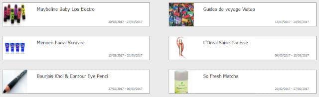 Tests de produits Toluna