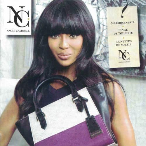 Vignettes Naomi Campbell Carrefour / Carrefour Market -65%