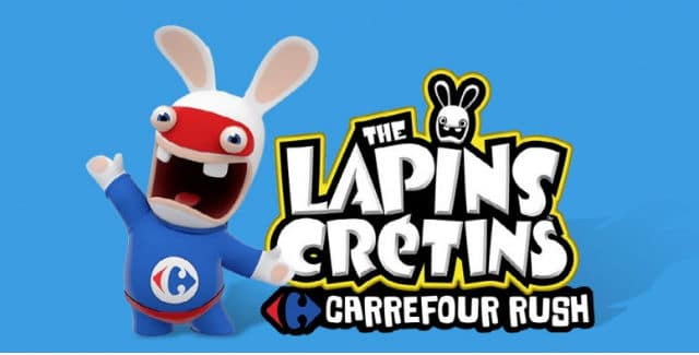 The Lapins Crétins Carrefour Rush