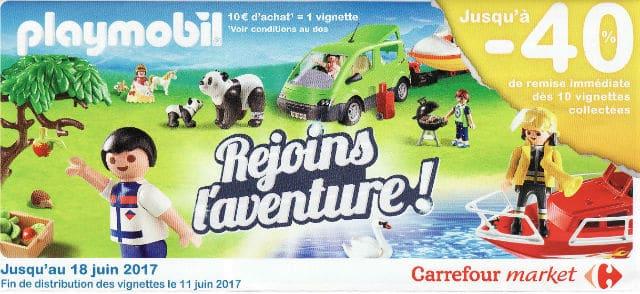vignettes jouets playmobil carrefour market 2017 40 de r duction. Black Bedroom Furniture Sets. Home Design Ideas