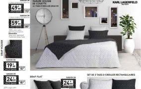 Vignettes Karl Lagerfeld Maison Carrefour / Carrefour Market