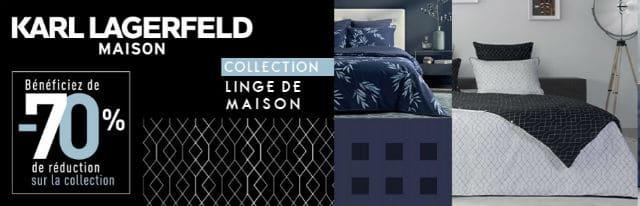 Vignettes Karl Lagerfeld Maison Carrefour